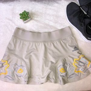 Adidas by Stella McCartney Taupe Tennis Skort S